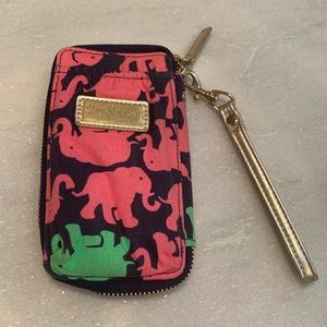 Lilly Pulitzer iPhone 5/6 Case & Wallet